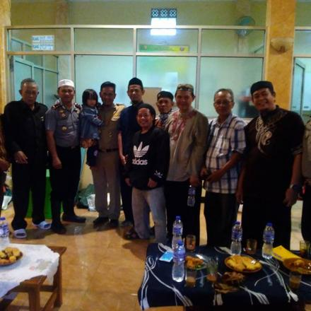 Kegiatan Forum DKM Desa Bojongsoang
