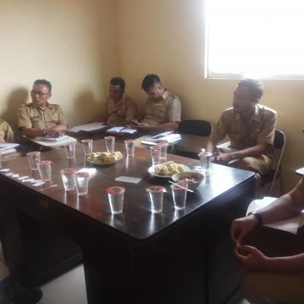 Rapat Koordinasi Perangkat Desa